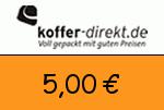 Koffer_direkt 5,00€ Gutschein