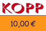 Kopp-Verlag 10,00 Euro Gutschein
