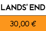 LandsEnd 30,00€ Gutscheincode