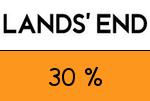 LandsEnd 30% Gutscheincode