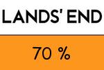 LandsEnd 70 Prozent Gutschein
