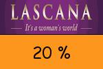 Lascana 20 Prozent Gutscheincode