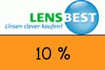 Lensbest 10 Prozent Gutschein