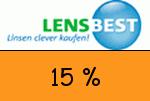 Lensbest 15 % Gutscheincode