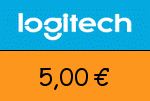 Logitech 5,00€ Gutscheincode
