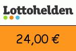 Lottohelden 24,00 Euro Gutscheincode