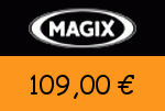Magix 109,00 Euro Gutschein