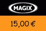 Magix 15 Euro Gutscheincode