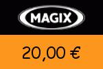 Magix 20 € Gutschein