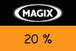 Magix 20 Prozent Gutschein