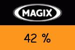 Magix 42 Prozent Gutschein