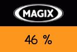 Magix 46 Prozent Gutschein