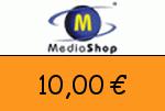 Mediashop_tv 10,00 Euro Gutscheincode