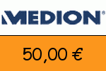 Medion 50,00 € Gutscheincode