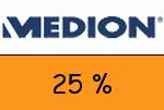Medion 25 Prozent Gutschein