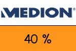 Medion 40 Prozent Gutschein