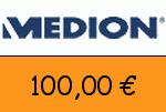 Medion.at 100 Euro Gutscheincode