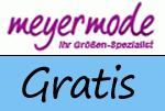 Gratis-Artikel bei Meyer-Mode