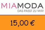 Mia-Moda 15 Euro Gutscheincode