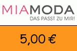 Mia-Moda 5,00€ Gutscheincode