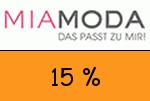 Mia-Moda 15 % Gutscheincode