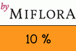 Miflora 10 Prozent Gutscheincode