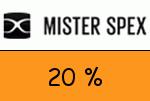 Mister-Spex 20 Prozent Gutscheincode