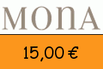 Mona.at 15 Euro Gutscheincode