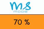 MS-Mode 70 Prozent Gutschein