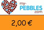 My-Pebbles 2,00 Euro Gutscheincode