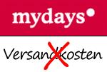 Versandkostenfrei bei Mydays