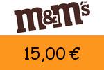 MyMMs 15 Euro Gutscheincode