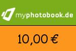 Myphotobook 10,00 Euro Gutscheincode