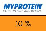 Myprotein 10 Prozent Gutscheincode