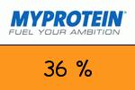 Myprotein 36 Prozent Gutscheincode
