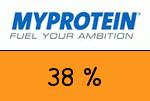 Myprotein 38 Prozent Gutscheincode