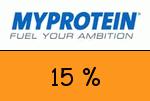 Myprotein.ch 15 % Gutscheincode