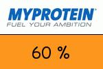 Myprotein.ch 60% Gutscheincode