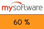 mysoftware 60% Gutschein