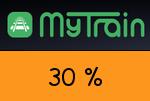 MyTrain 30% Gutschein