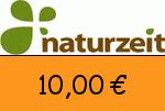 naturzeit.com 10,00 Euro Gutscheincode