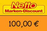 Netto 100 Euro Gutscheincode