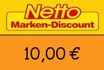 Netto 10,00 Euro Gutscheincode