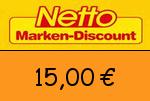 Netto 15 Euro Gutscheincode