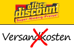 Versandkostenfrei bei Office Discount.at