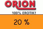 Orion 20 Prozent Gutscheincode