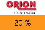 Orion.at 20 Prozent Gutscheincode