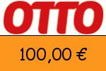 Otto 100 Euro Gutscheincode
