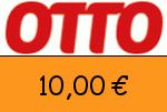 Otto 10,00 Euro Gutscheincode
