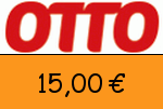Otto 15 Euro Gutscheincode